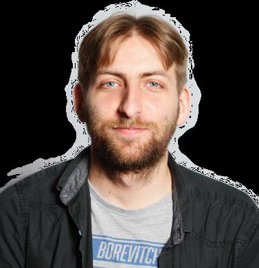 Adrian Jakubiak, Programmer at Crunching Koalas